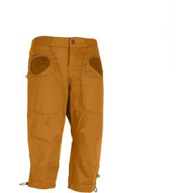 E9 R3 3/4 Broek Heren, oranje